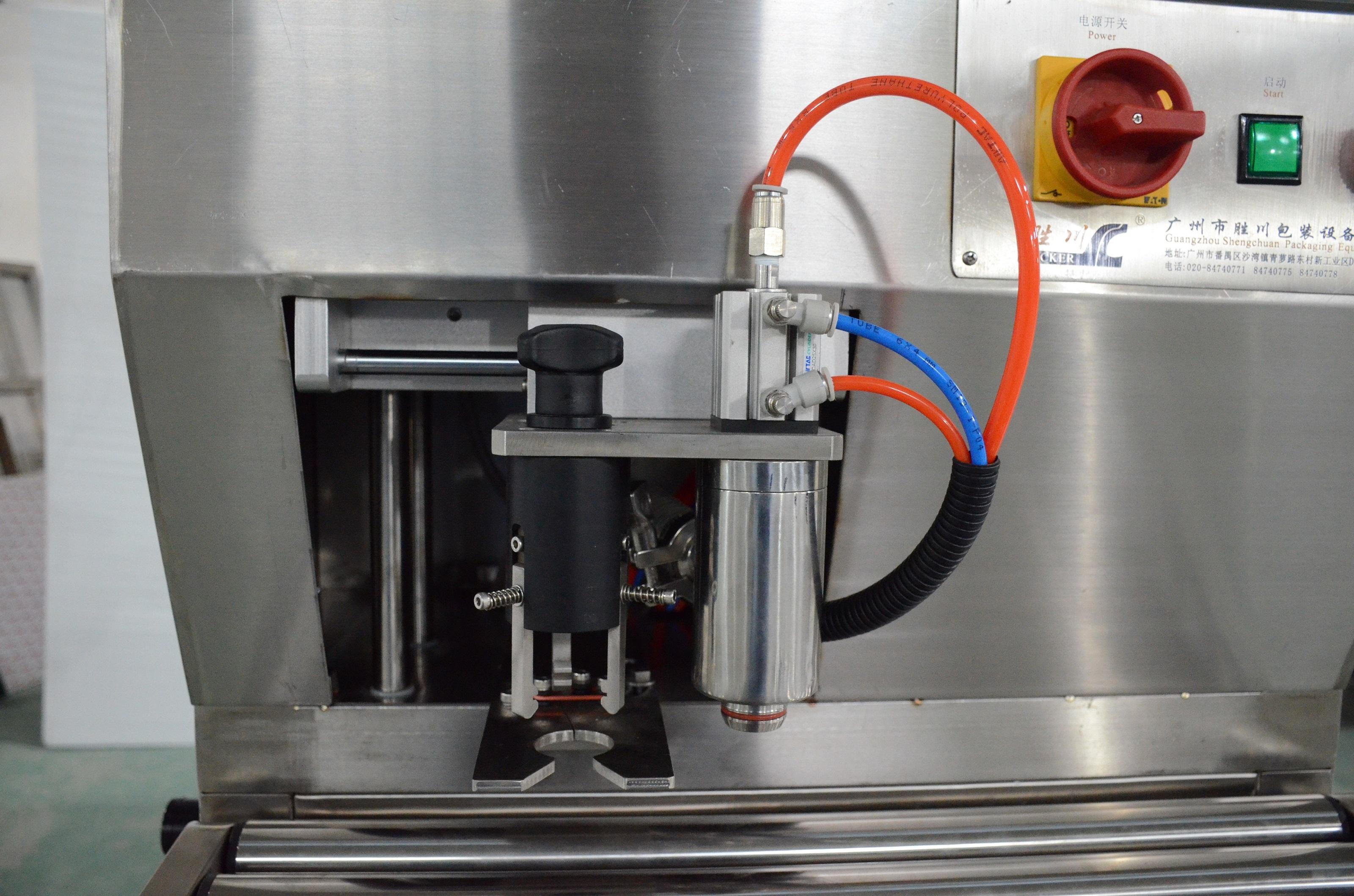 SC-BIB-LZ 自动盒中袋灌装机
