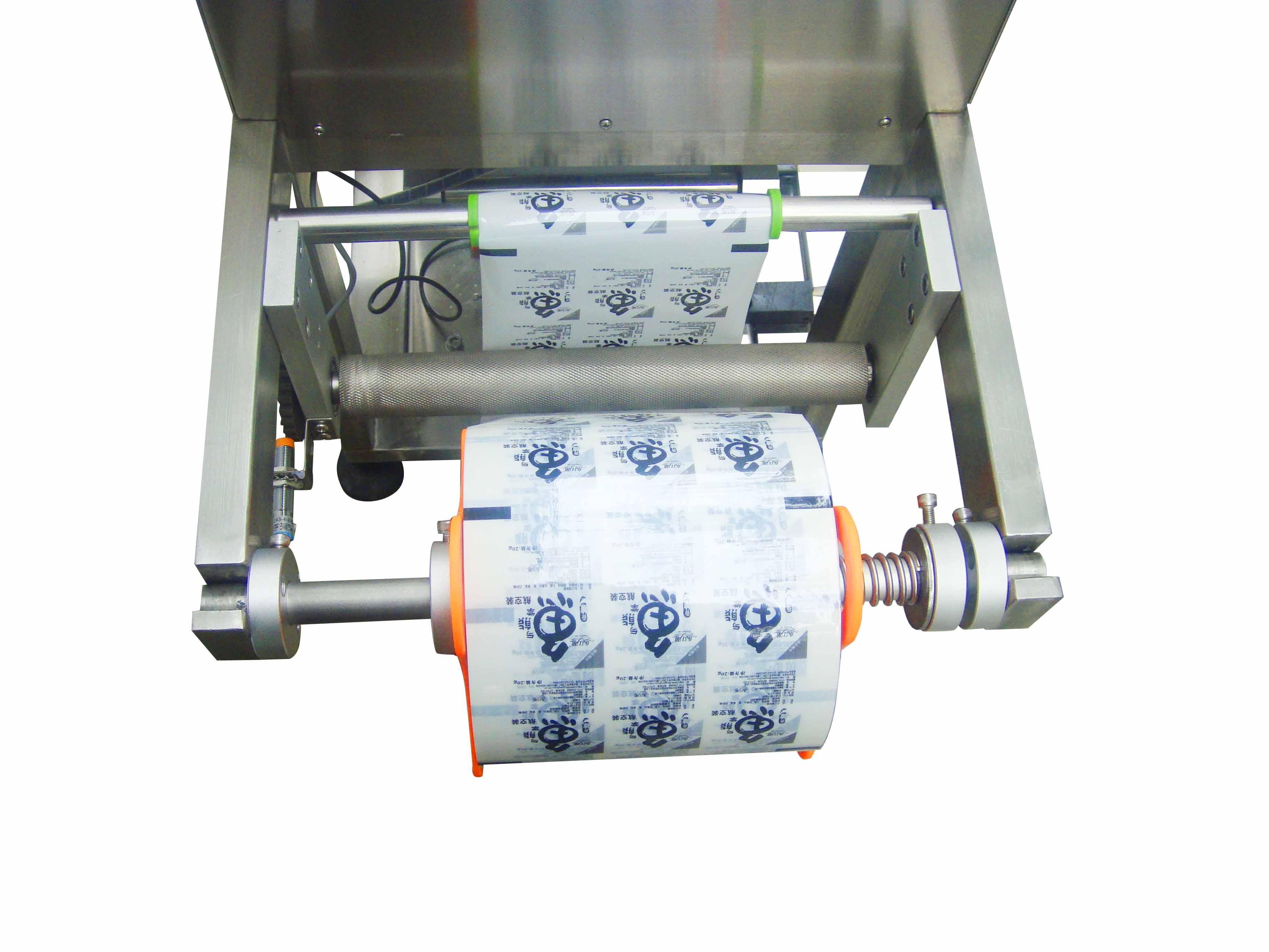 SCRF-B半自动广口瓶封口机