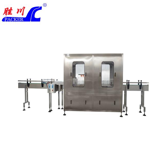 SC-3000型 直线式全自动冲洗瓶机