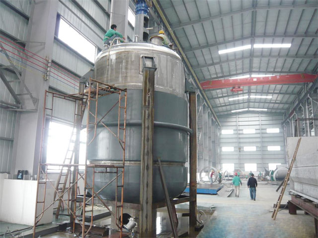 30M3松香樹脂反應器