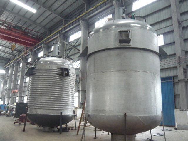 50M3反應釜與洗滌器