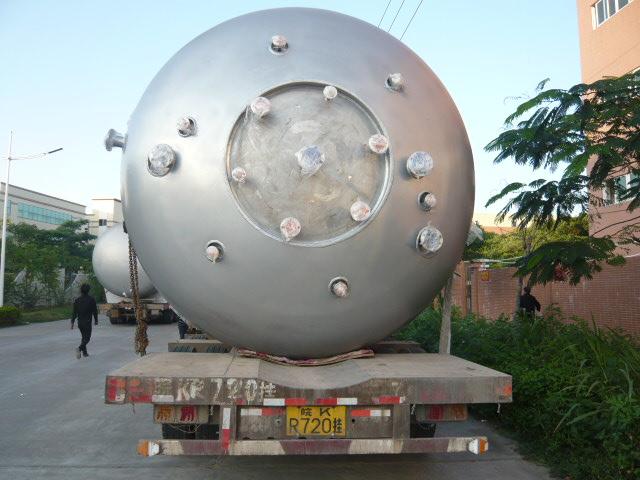 70m3反應釜(丁苯膠乳)