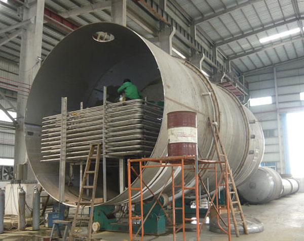 200M3酯化反應器1