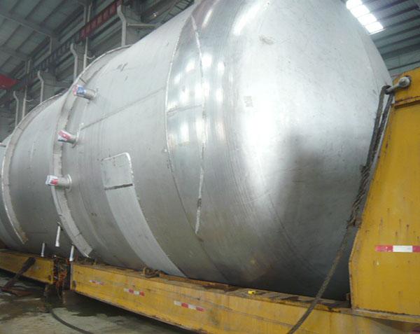 200M3酯化反應器4