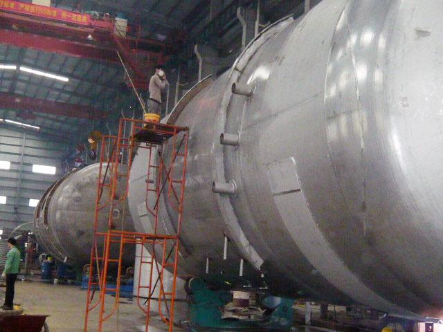 200M3酯化反應器3