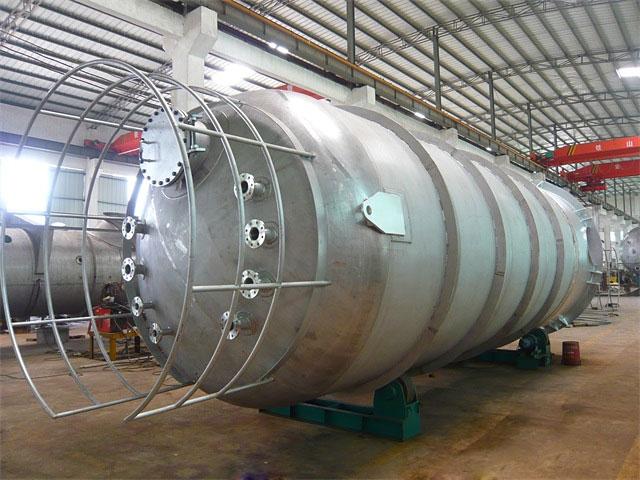 40m3二氯甲烷儲罐