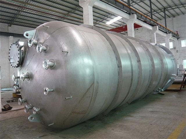 50m3溶劑儲罐