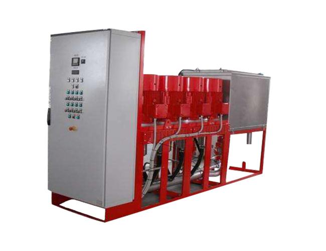 泵组式高压细水雾灭火系统