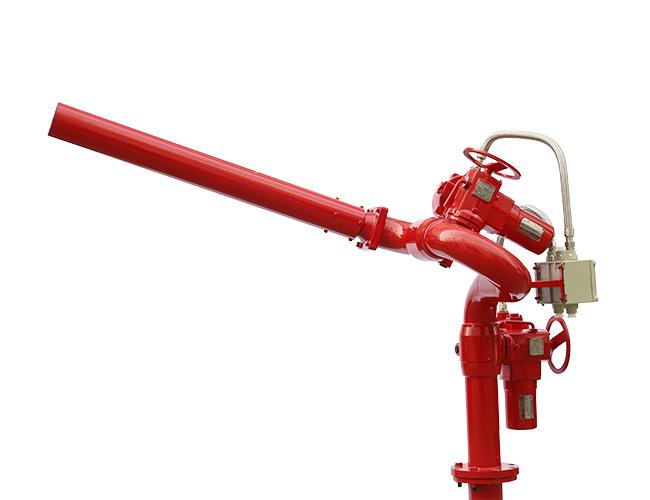 大空间消防水炮系列-电控防爆炮