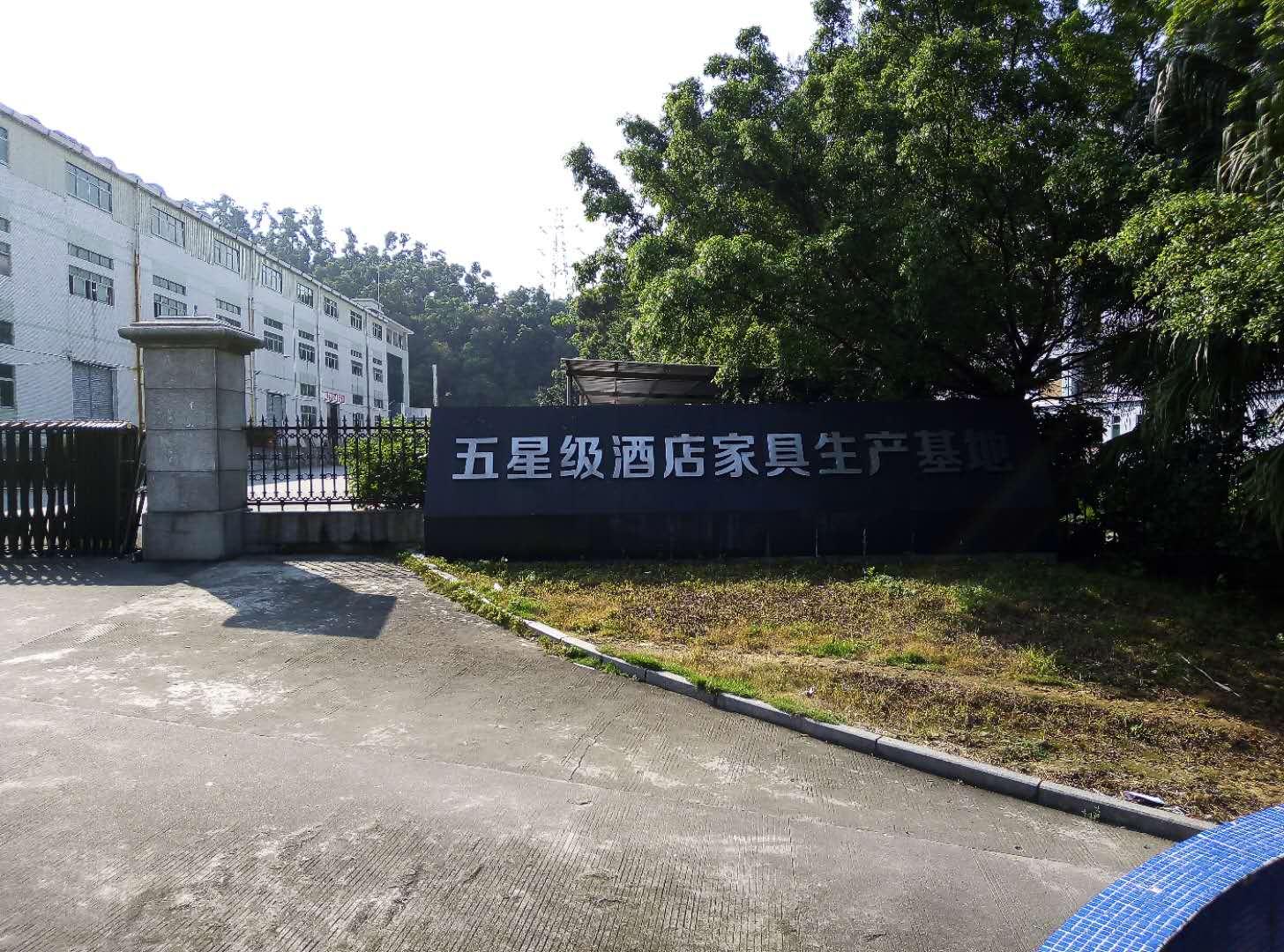 2.工厂大门