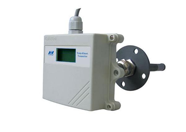 JWSK-6工业级宽温程温湿度变送器