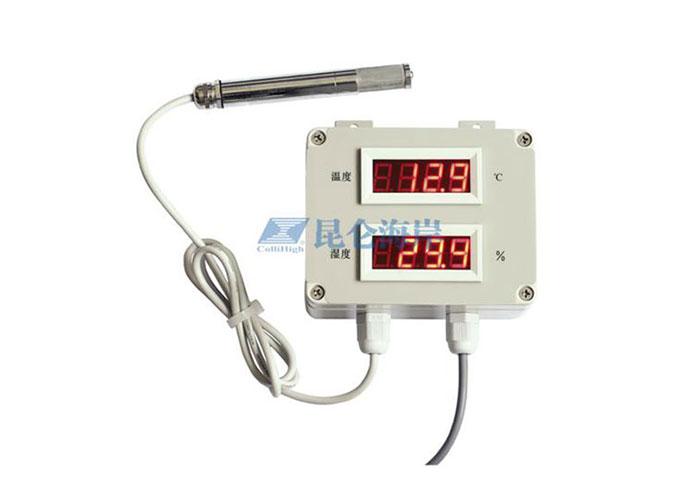 JWSL-5系列双显示温湿度变送器(双显示温湿度传感器)