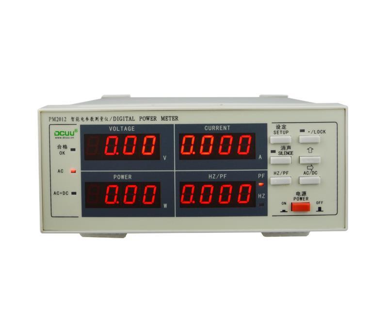 PM2012 交直流电参数测量仪