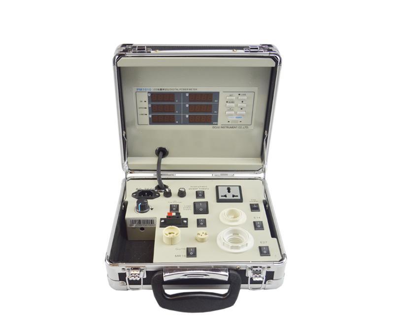 PM1010A 便携式LED灯具测试箱2