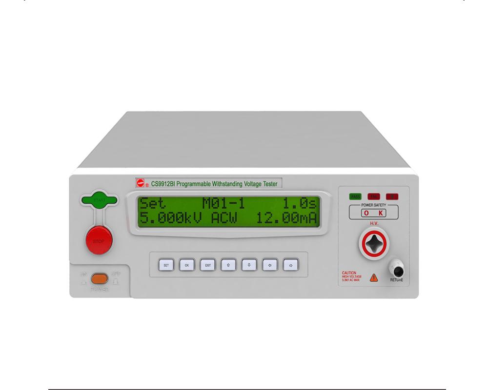 CS9912系列程控耐压测试仪