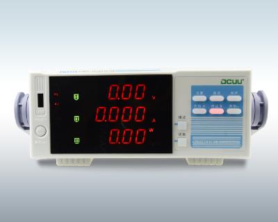 PM9916B 智能交直流電參數測試儀(電能量型)