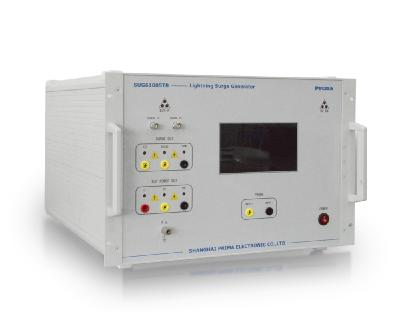 SUG61005TB触摸式全智能雷击浪涌发生器(7.5KV带残压)