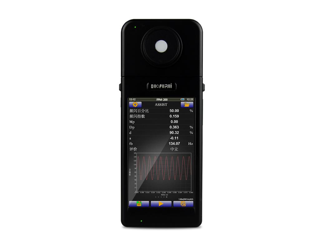 FPM200 频闪照度计