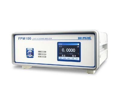 FPM100 LED光源频闪测试仪