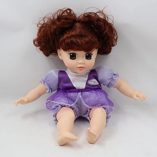 YW-XR1602D 紫色ドレス