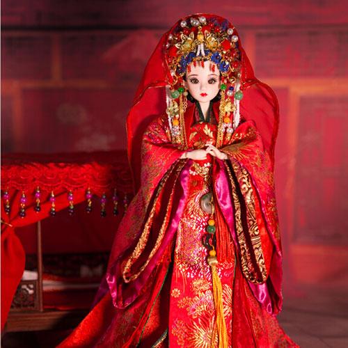 D2011 Song Dynasty Bride
