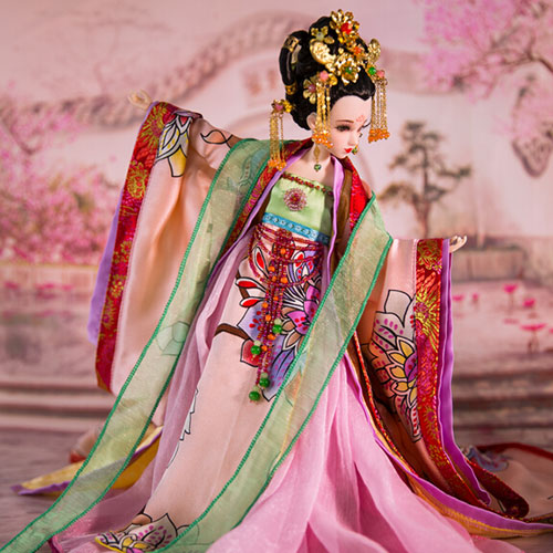 D2026 Talentedlady Wu Zetian