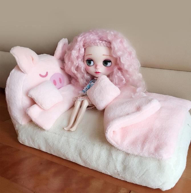Оригинальный мебель-кукла кровать диван