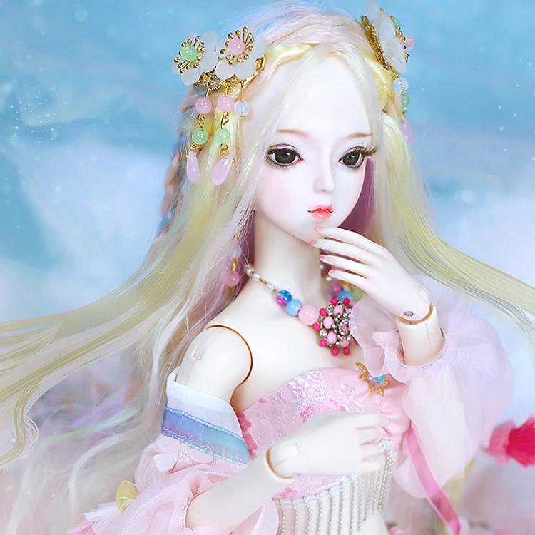 梦童话-桃花夭夭