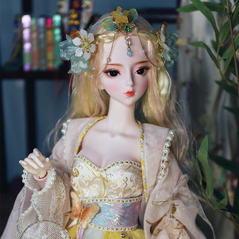 古装娃娃 三国蔡文姬 3分女娃