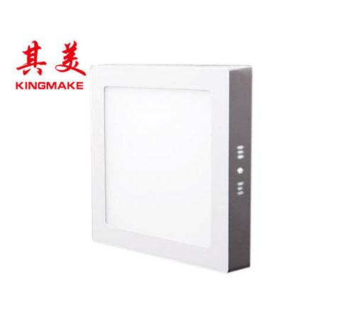 平板灯-平板筒灯-明装方形平板筒灯