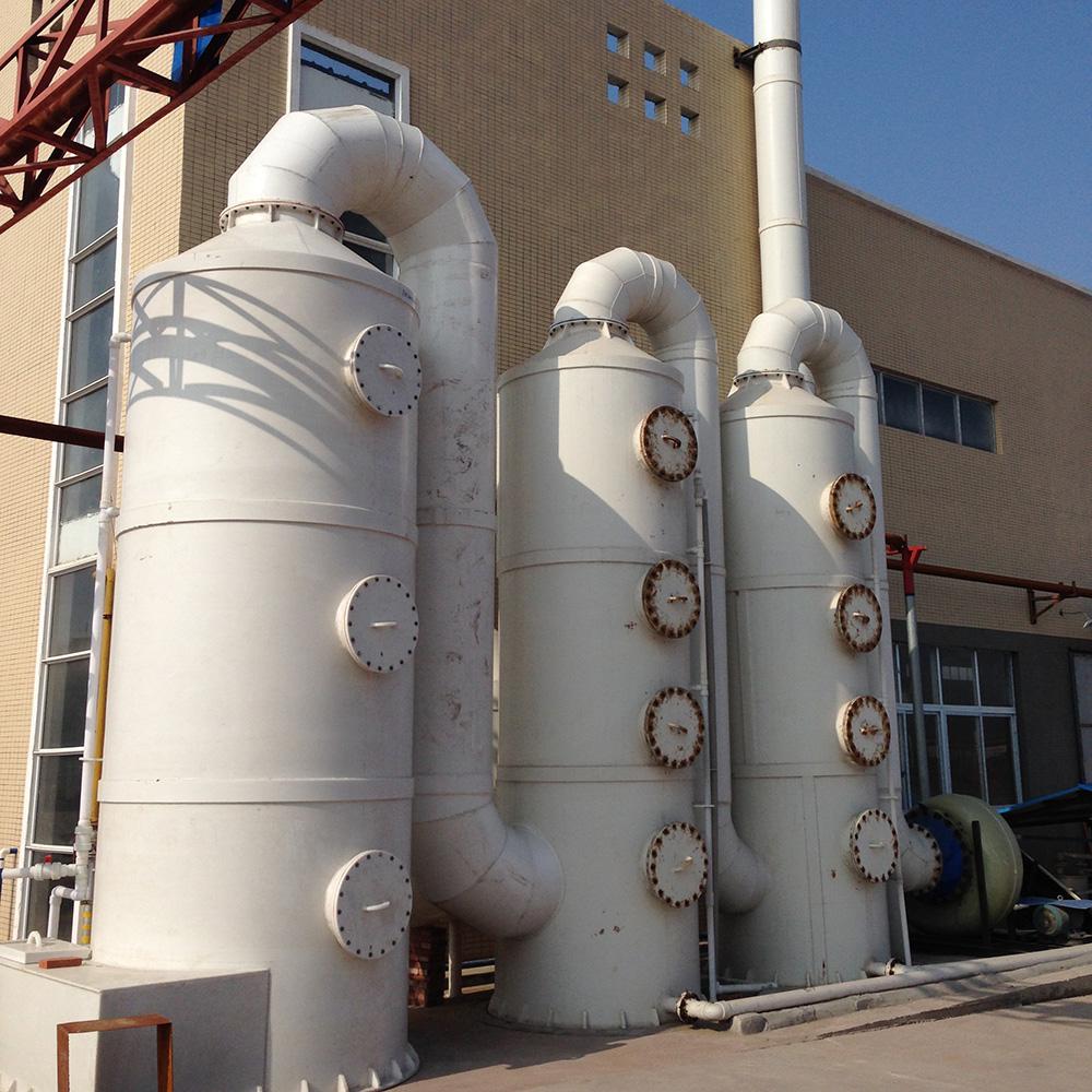 廢氣處理工程案例