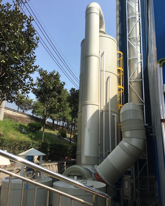 大規格鋁鑄造爐煙氣治理工程