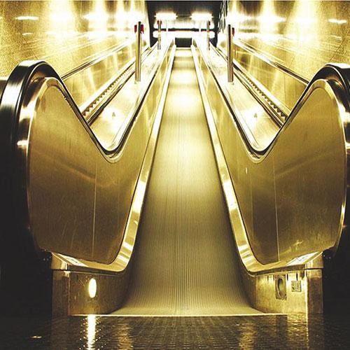 Moving Walkway Escalator