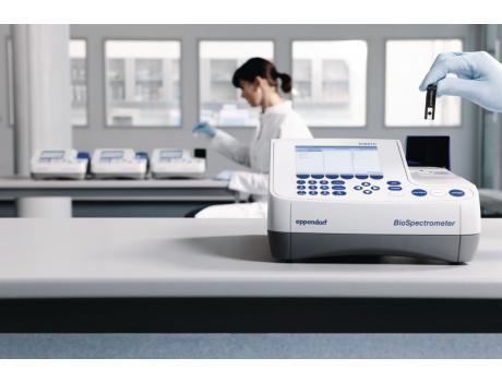 eppendorf BioSpectrometer basic 紫外/可见光分光光度计