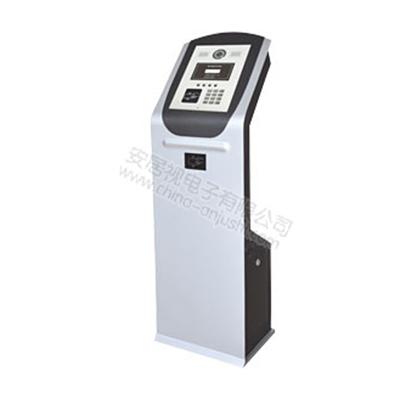黑白彩色主机-模拟可视对讲AJS-99系统-彩色/黑白可视对讲主机-可视刷卡主机