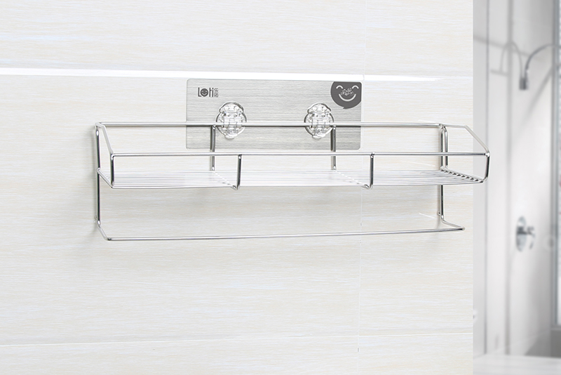 LT-82002 Bathroom Metal Shelf