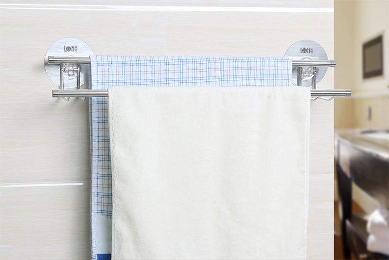 LT-82408 双杆毛巾架