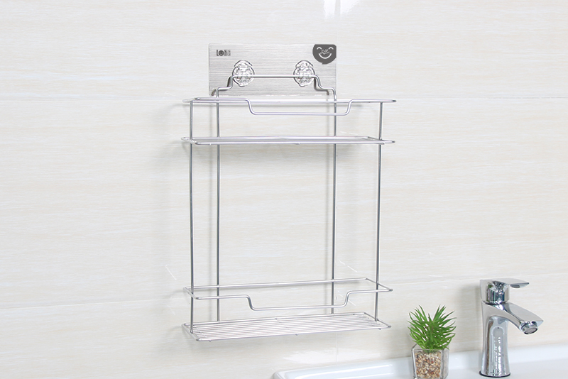 LT-82418 Fashion Double Layer Shelf