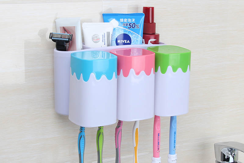 LT-84011 Set of Toothbrush Cup
