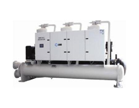 顿汉布什空调设备-WCFX-R22水冷全封闭螺杆冷水机组