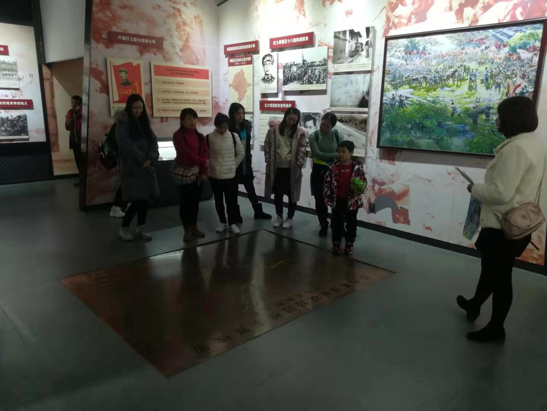 2019年郴州红色之旅