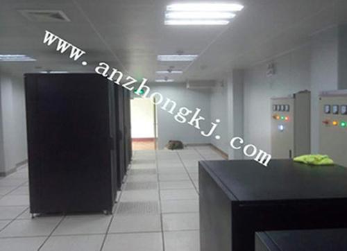 郴州市宜章县国土资源局信息机房工程