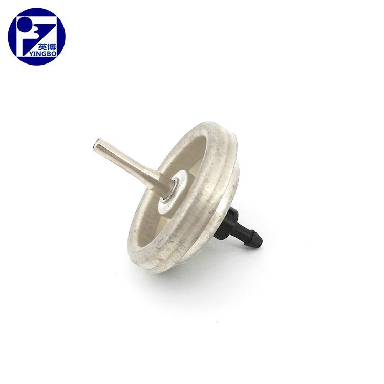 Gas refill R valve
