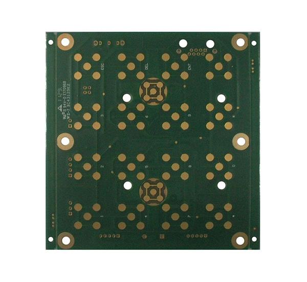 6 layers blind holes ,blind slot , loudspeaker hole board