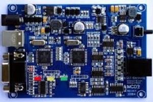 Industrial control PCB board