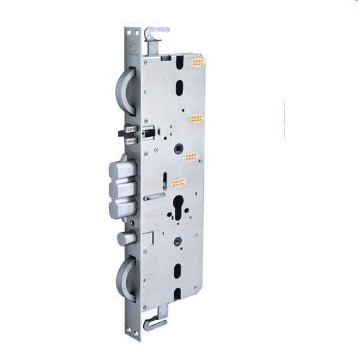 6809A Lock body