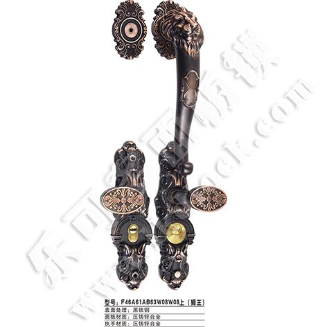 F46A61aB63 black titanium copper