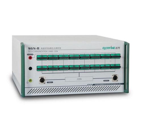 高速信号线耦合去耦网络SGN-8