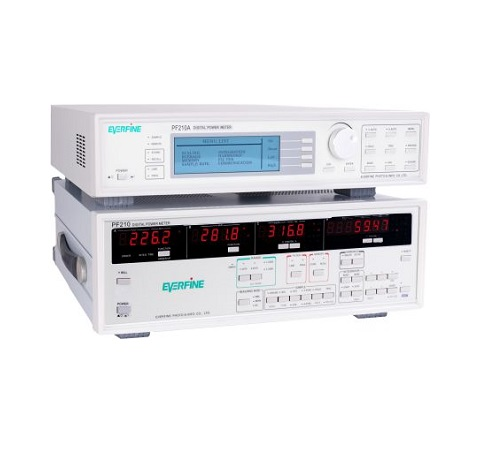 PF210/PF210A数字功率计(多功能、宽频率、高精度)
