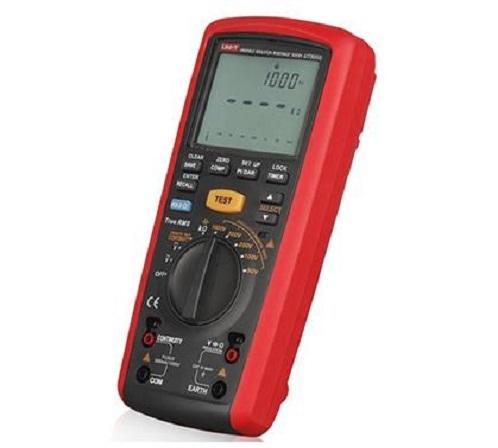 手持式绝缘电阻测试仪UT505系列